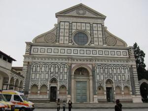 サンタ・マリア・ノヴェッラ教会(イメージ)