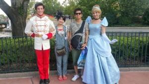 シンデレラと王子様と一緒に!