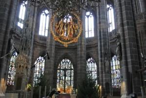 *大聖堂の中は素晴らしい!